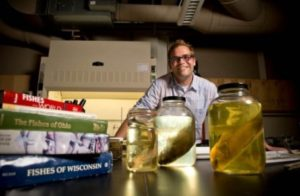 Wetlands system, water quality study focus of national attention on Lake Campus researchers