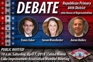 Ask the State Rep Candidates! Submit your questions now