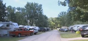 VIDEO: Campers celebrate the 4th at Grand Lake St. Marys