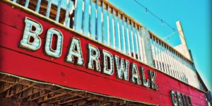 LIA Fundraiser: Seafood Boil at Boardwalk Grill