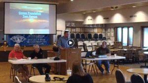VIDEO: October 2018 Member Meeting