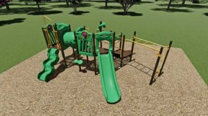 LIA to Install Playground at Windy Point