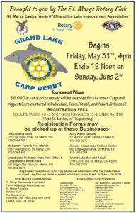 carp derby