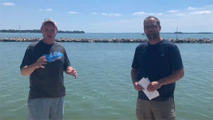 VIDEO: Fish Die Off & Water Quality Update