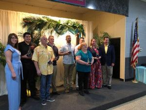 St. Marys Chamber Presents LIA with Good Neighbor Award